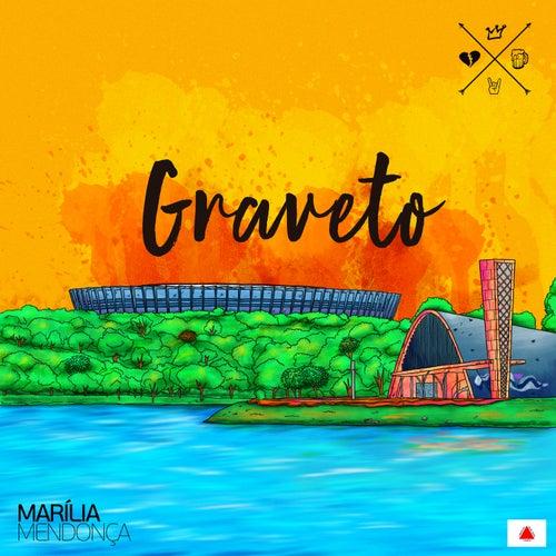 Graveto (Ao Vivo) de Marília Mendonça