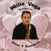 Amor y Romance by Willie Vega the Romantic Sax