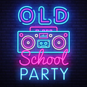 Old School Party de Various Artists