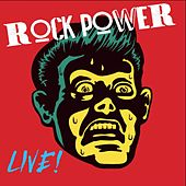Rock Power Live! de Various Artists