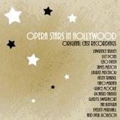 Opera Stars In Hollywood de Various Artists
