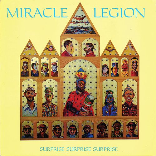 Surprise Surprise Surprise by Miracle Legion