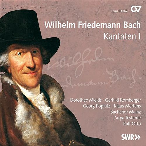 Bach: Cantatas, Vol. 1 by Various Artists