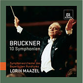 Bruckner: 10 Symphonien by Lorin Maazel