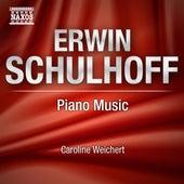 Schulhoff: Piano Music by Caroline Weichert