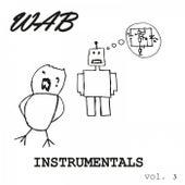 Instrumentals, Vol. 3 von Wab