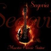 Maestro Classic Guitar de Andres Segovia