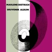 Marlene Dietrich Souvenir Album by Marlene Dietrich