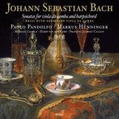 Bach: Sonatas for Viola da Gamba and Harpsichord by Various Artists