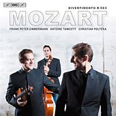 Mozart: Divertimento, K. 563 by Trio Zimmermann