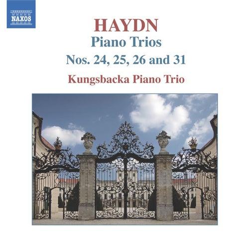 Haydn: Piano Trios, Vol. 1 by Kungsbacka Piano Trio