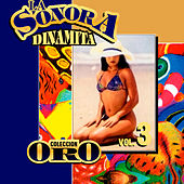 Coleccion Oro la Sonora Dinamita (Vol. 3) de La Sonora Dinamita