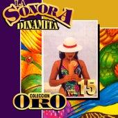 Colección Oro la Sonora Dinamita (Vol.15) de La Sonora Dinamita