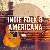 Indie Folk & Americana, Vol. 1 (Una selección de lo Mejor del Indie Folk y Country Americana) de German Garcia