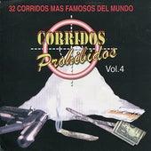 Corridos Prohibidos, Vol. 4 by Various Artists
