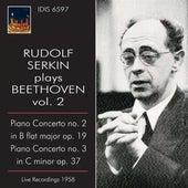 Rudolf Serkin plays Beethoven Vol. 2 von Various Artists