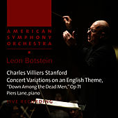 Stanford: Concert Variations on an English Theme,