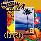 Colección Oro la Sonora Dinamita (Vol. 8) de German Garcia