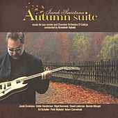 Autumn Suite, music for jazz combo and chamber orchestra by Jarek Smietana