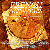 French Superstars Vol 1 by Various Artists