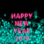 Happy New Year 2019 de Various Artists