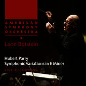 Parry: Symphonic Variations by American Symphony Orchestra