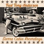 Sierra Cabin Recordings de Tony Anderson