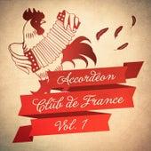 Accordéon Club de France, Vol. 1 by Multi-interprètes