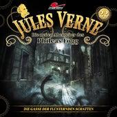 Die neuen Abenteuer des Phileas Fogg, Folge 22: Die Gasse der flüsternden Schatten von Jules Verne
