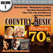 Country Music - Hits From The 70's by Various Artists