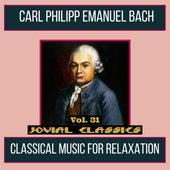 Jovial Classics, Vol. 31: Bach Carl Philipp Emanuel von Jovial Classics