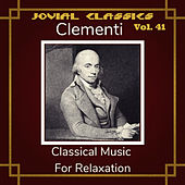 Jovial Classics, Vol. 41: Clementi by Jovial Classics