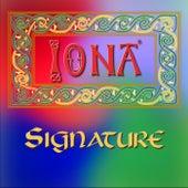 Signature de Iona