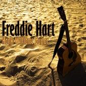 Hank Williams Guitar by Freddie Hart