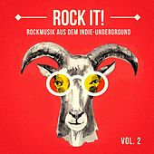Rock It, Vol. 2 (Rockmusik aus dem Indie-Underground) by Verschiedene Interpreten
