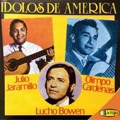 Ídolos de América de Julio Jaramillo