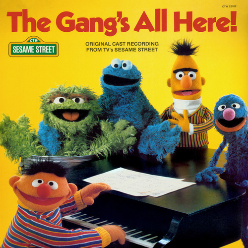 Sesame Street: The Gang's All Here by Various Artists