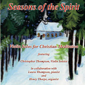 Seasons of the Spirit by Christopher Thompson