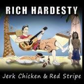 Jerk Chicken and Redstripe de Rich Hardesty