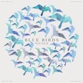 Blue Birds von Nicole