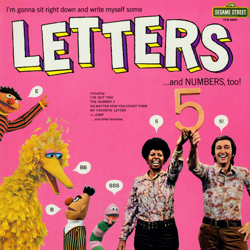 Sesame Street: Letters and Numbers, Vol. 2 by Various Artists