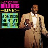 Joe Williams - Live! by Joe Williams
