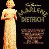 The Fabulous Marlene Dietrich by Marlene Dietrich