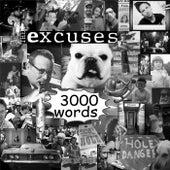 3000 Words de Excuses