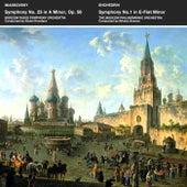 Miakovsky Symphony No 23 fra Moscow Radio Symphony Orchestra