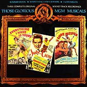 Those Glorious MGM Musicals de Various Artists