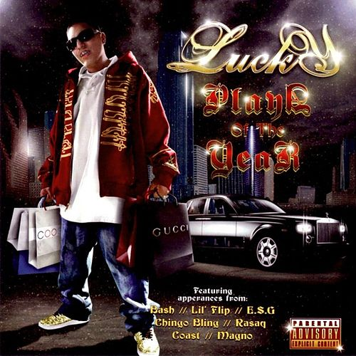 Playa Of The Year by Lucky Luciano