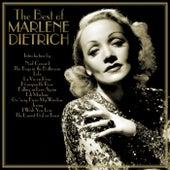 The Best Of Marlene Dietrich by Marlene Dietrich