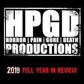 Horror Pain Gore Death: 2019 Full Year in Review von Various Artists