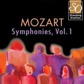 Mozart - Symphonies, Vol. 1 (Standing Ovation Series) by Various Artists